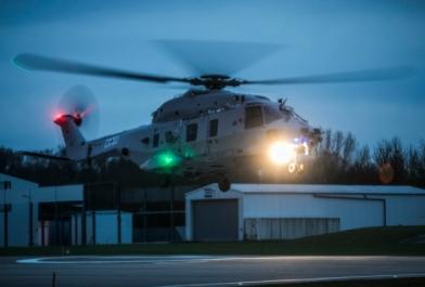 Second NH90 Sea Lion Prototype Completes Maiden Flight
