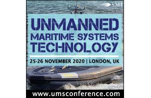 Senior experts to deliver the latest insight on Military UUVs at Unmanned Maritime Systems Technology 2020