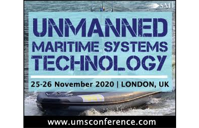 Senior experts to discuss Naval Mine Countermeasures at Unmanned Maritime Systems Technology 2020