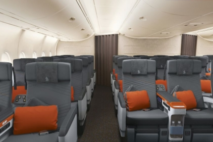 Singapore Airlines Selects Airbus for A380 Retrofit Programme