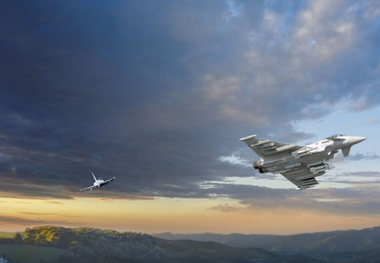 Sonaca Group to Support Eurofighter Innovation Centres and Collaborate on Unmanned and Future Technology