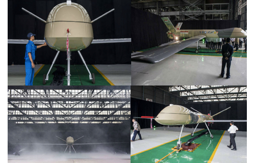 Sophisticated, This Is The Appearance Of Unmanned Aircraft Made In Indonesia