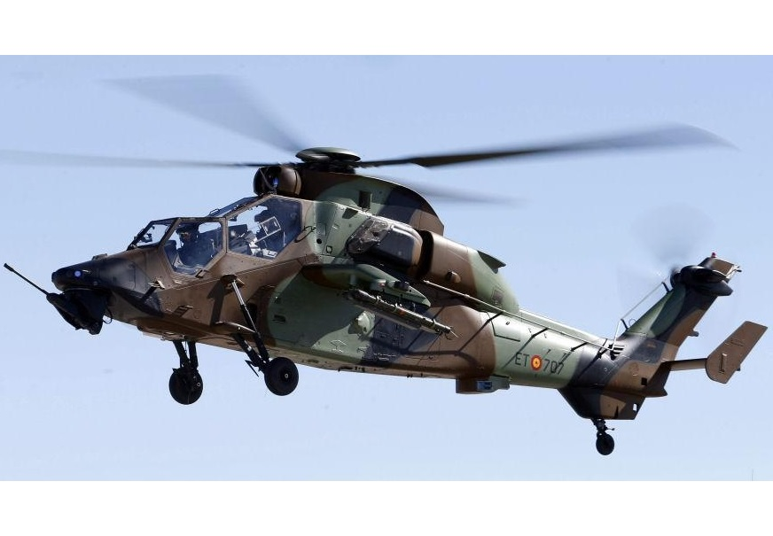 Spanish and German Armed Forces Choose Thales Rockets to Equip Their Tiger Helicopter Fleets