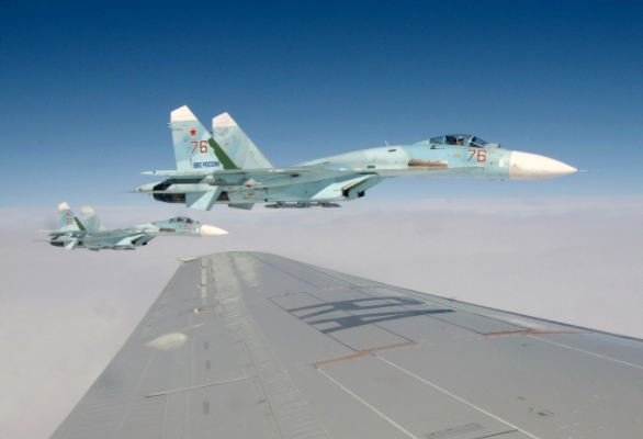 Sukhoi Su-35S: Capabilities Out of This World!