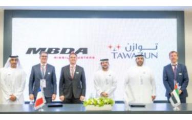Tawazun And MBDA To Cooperate On Smartglider Development