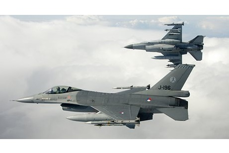 Terma 3D-Audio/ANR for Royal Netherlands Air Force F-16s