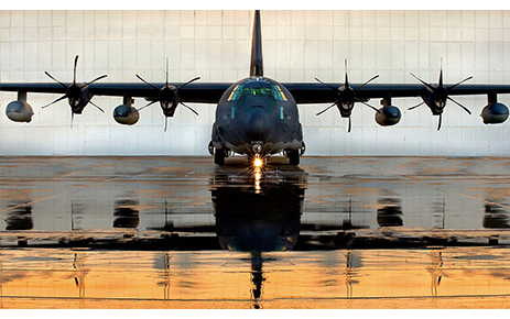 Terma North America under Contract with Lockheed Martin on the C-130J