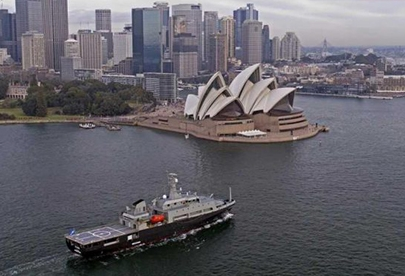 Terma Pursues New Business Opportunities in Australia