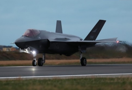 The F-35 Aircraft Marks the Start of A New Era for the Norwegian Armed Forces