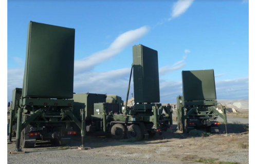The Israel Missile Defense Organization Has Delivered a Multi-Mission Radar Developed by Israel Aerospace Industries to the U.S. Army