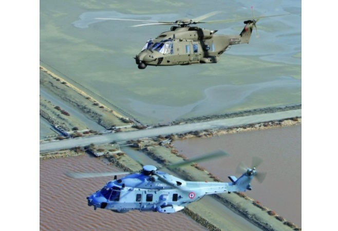 The Ministry of Defence of Qatar Has Announced A Contract for the Purchase of 28 NH90