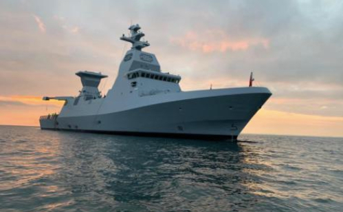 The Sa'ar 6: The Israeli Navy's Newest and Most Advanced Ship