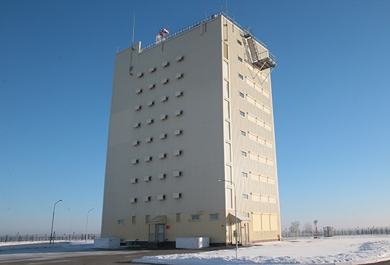 Three New Voronezh Radars Take Up Combat Alert in Russian Armed Forces