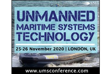 Top Five Reasons to attend Unmanned Maritime Systems Technology 2020