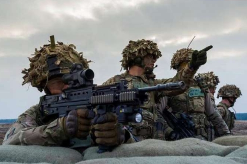 Top US General Warns UK Military Can't Get Any Smaller