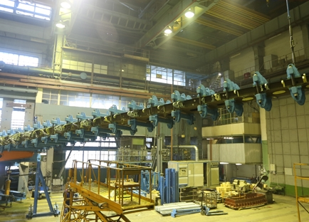 Tsagi Press Service: Specialists of Tsagi Have Performed Strength Tests of MC-21 Wing Box