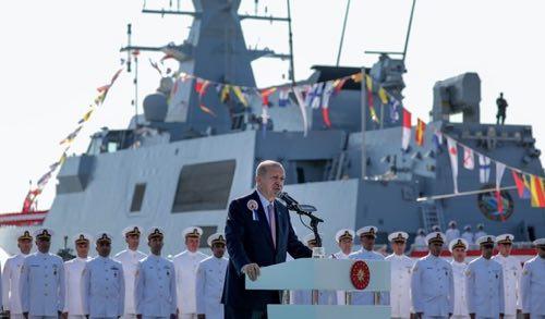 Turkey Looks to Boost Naval Strength Amid Recent Developments