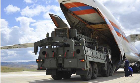 Turkey Slams US Sanctions Over Russian Missile System Purchase