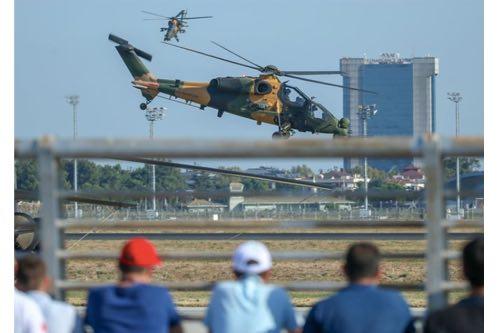 Turkish Defense Industry on Display in Teknofest