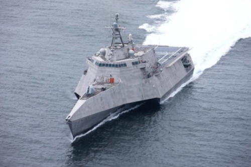 Twelfth Independence-Class Littoral Combat Ship - Future USS Oakland (LCS 24) - Completes Acceptance Trials