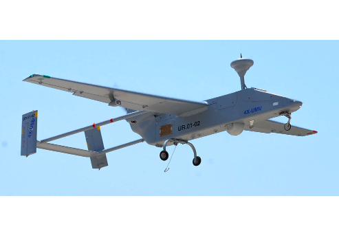 Two PASI Searchers Mk III Class II Tactical UAVs Delivered to Spanish Army