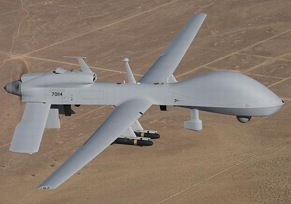 U.S. Army to Send Gray Eagle to South Korea
