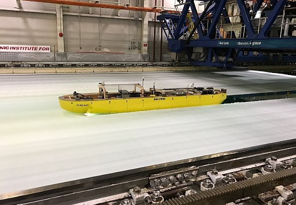 U.S. Navy Releases Draft Request For Proposal For Coast Guard Icebreaker Design, Construction