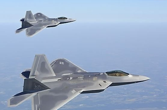 U.S. to Deploy Six Raptor Stealth Fighters to Korea Next Month