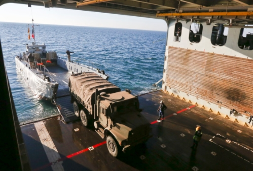 U.S., French Complete Pivotal Deployment in the U.S. 5th Fleet