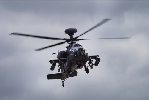 UK Apache AH-64E Helicopter Programme to Benefit from Award-Winning Airworthiness Management System