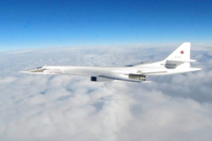 UK Fighter Jets Intercept Russian Bombers Approaching UK Airspace