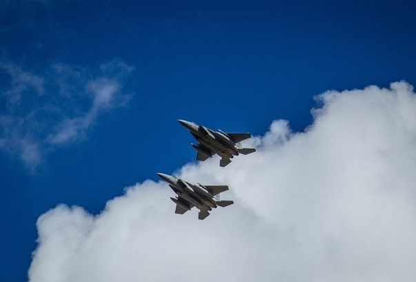 US Jets Intercept Russian Planes Some 30 Times During Air Policing Stint