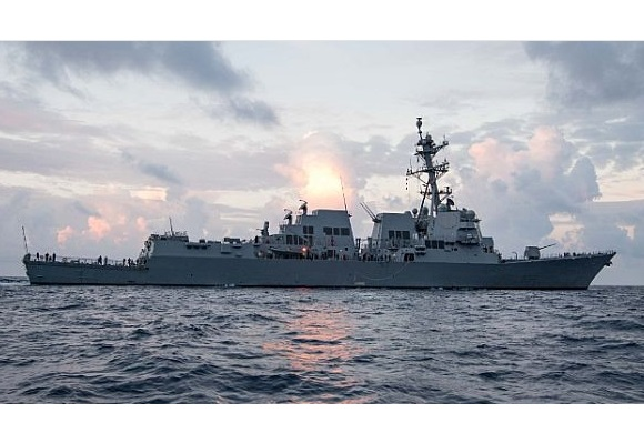 US Navy Accepts Delivery of Future USS Ralph Johnson