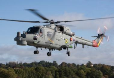 Upgraded Brazilian Navy Super Lynx Makes Successful Maiden Flight