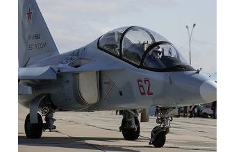 Uzbekistan Enters Negotiations for Yak-130 Buy