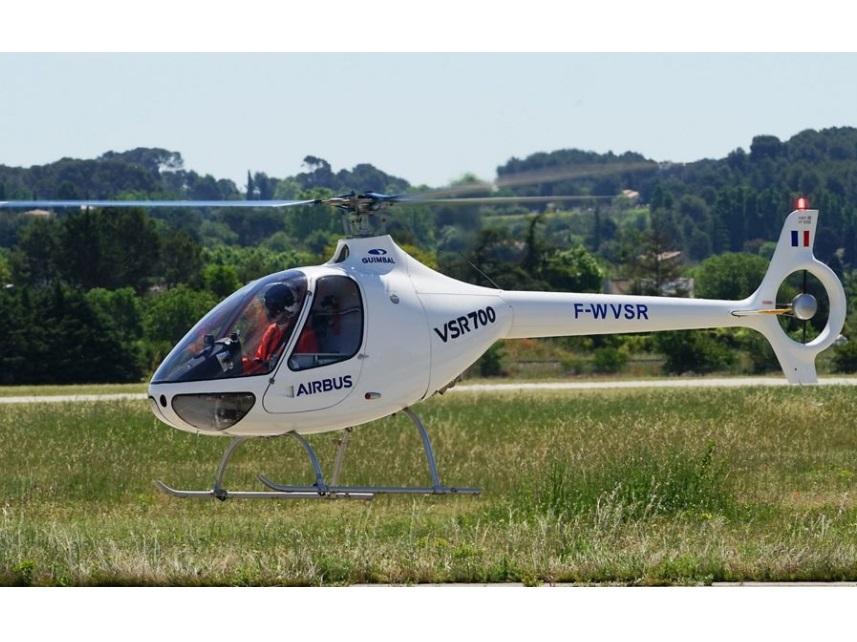 VSR700 Rotary-Wing UAV Brings Eyes Beyond the Horizon