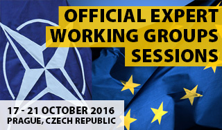 NATO Working Groups And Expert Teams Will Meet In Prague, October 2016