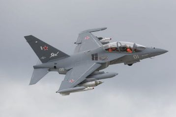Yak-130 Combat Trainer Will be Presented for the First Time at the Dubai Airshow
