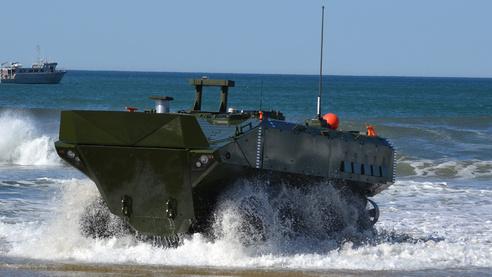 BAE Systems Submits Bid for US Marine Corps Amphibious Combat Vehicle 1.1 Program