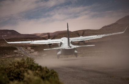 Airbus C295W Aircraft Completes Its Tour of Latin America