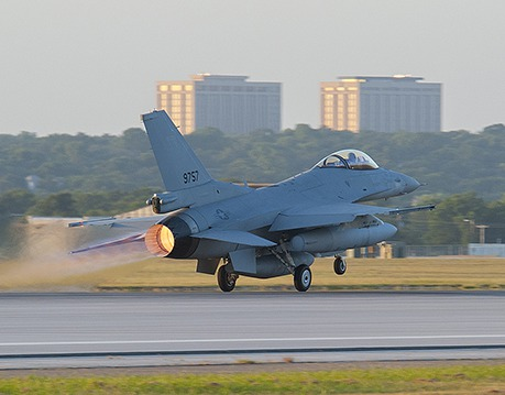United States Delivers Eight Advanced F-16 Aircraft to Egypt