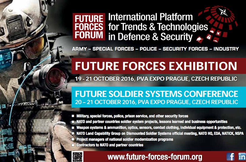 REGISTER for EXPERT EVENTS of FUTURE FORCES FORUM and TAKE ADVANTAGE of the EARLY BIRD RATES