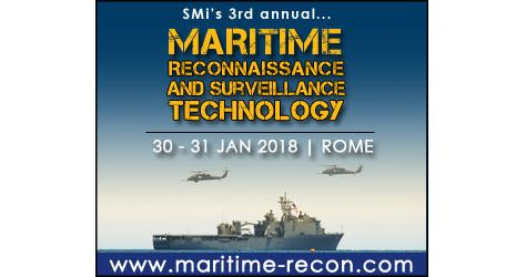 Nations across the globe will attend SMi's Maritime Reconnaissance & Surveillance Technology conference in 3 weeks' time