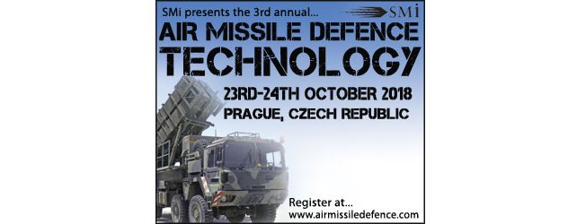 Director of the US Army Aviation and Missile Research Development and Engineering Center to present at SMi's Air Missile Defence Technology conference