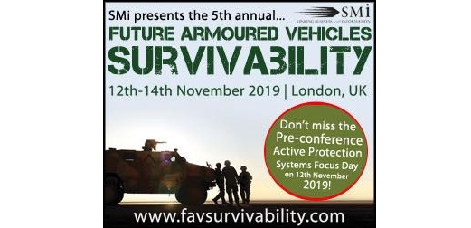 QINETIQ announced to sponsor and exhibit at Future Armoured Vehicles Survivability 2019