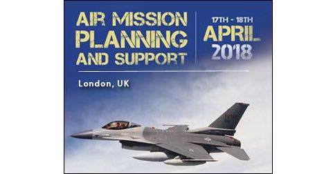 Royal Air force to speak at Air Mission Planning and Support conference in April 2018