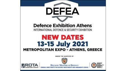 Important Announcement: DEFEA New Dates 13-15 July 2021
