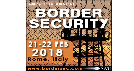 Updated agenda released for SMi's Border Security 2018