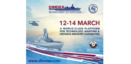 Hamad Port Set to Welcome 'Visiting Warships' for the sixth edition of the Doha International Maritime Defence Exhibition and Conference - DIMDEX 2018