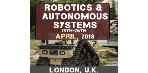 New Sponsor Endeavor Robotics will be joining QinetiQ at SMi's Military Robotics and Autonomous Systems conference 2018